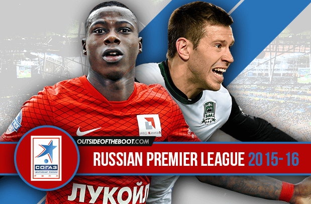 Russian Premier League 2015-16