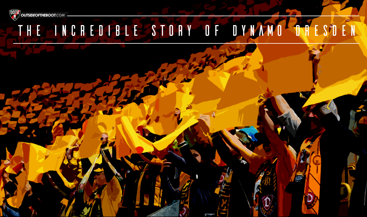 Dynamo Dresden: Im Herzen Vereint: The Incredible Story Of Dynamo Dresden