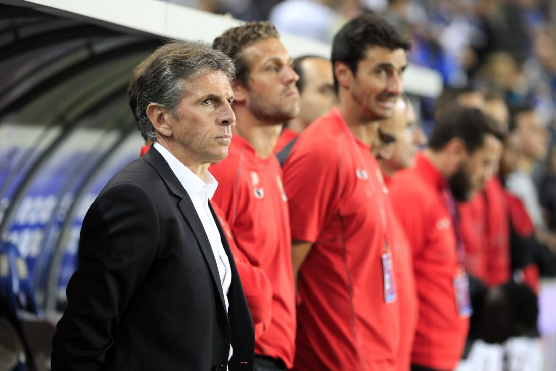 Claude Puel comes with a glowing reputation from France, given his success with Nice in recent seasons. PASCAL POCHARD CASABIANCA / AFP / Getty Images