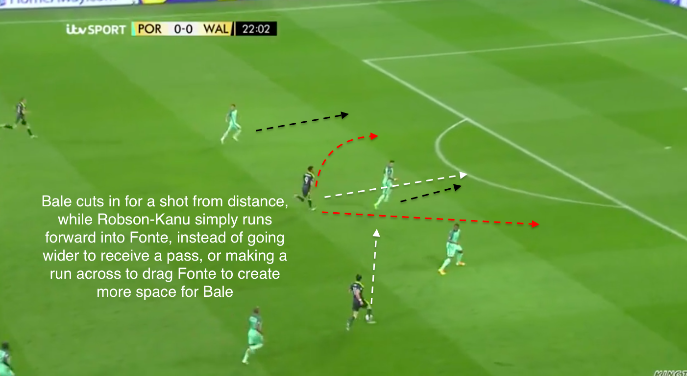 PW 7. Bale shot, RK lack of movement
