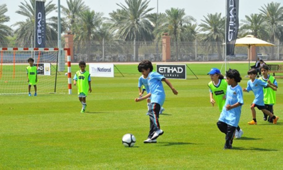 Youngsters face off in sunny Al-Ain