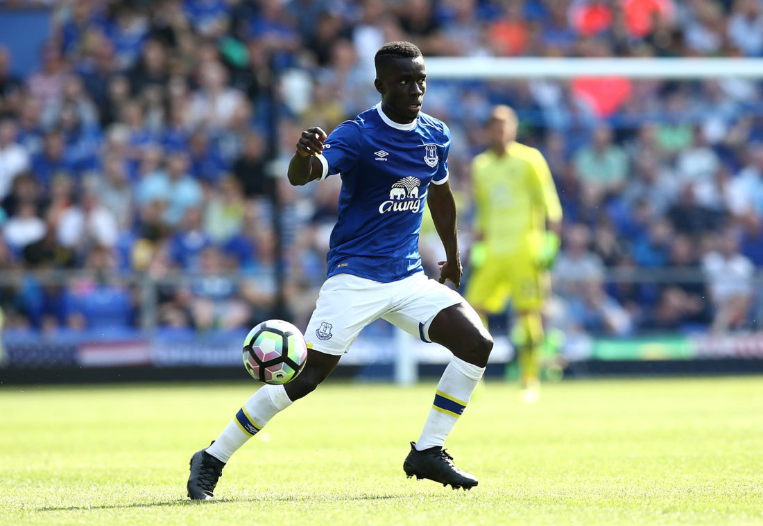 Gueye joins Everton after a single season with Aston Villa, having come to the Premier League following success with Lille in France. JAN KRUGER / Getty Images