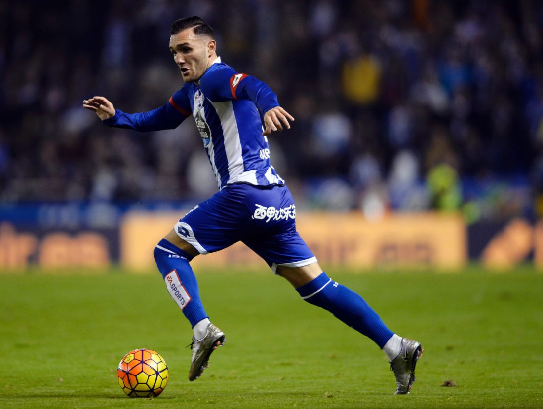 Lucas Perez was crucial for Deportivo last campaign, and supporter hope he can retain that role in the 2016-17 season. MIGUEL RIOPA / AFP / Getty Images
