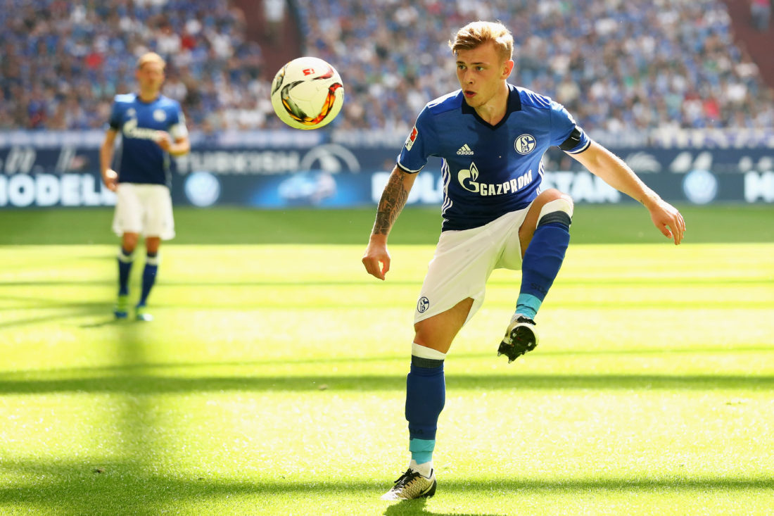 Time for Max Meyer to step up. DEAN MOUHTAROPOULOS / Bongarts / Getty Images