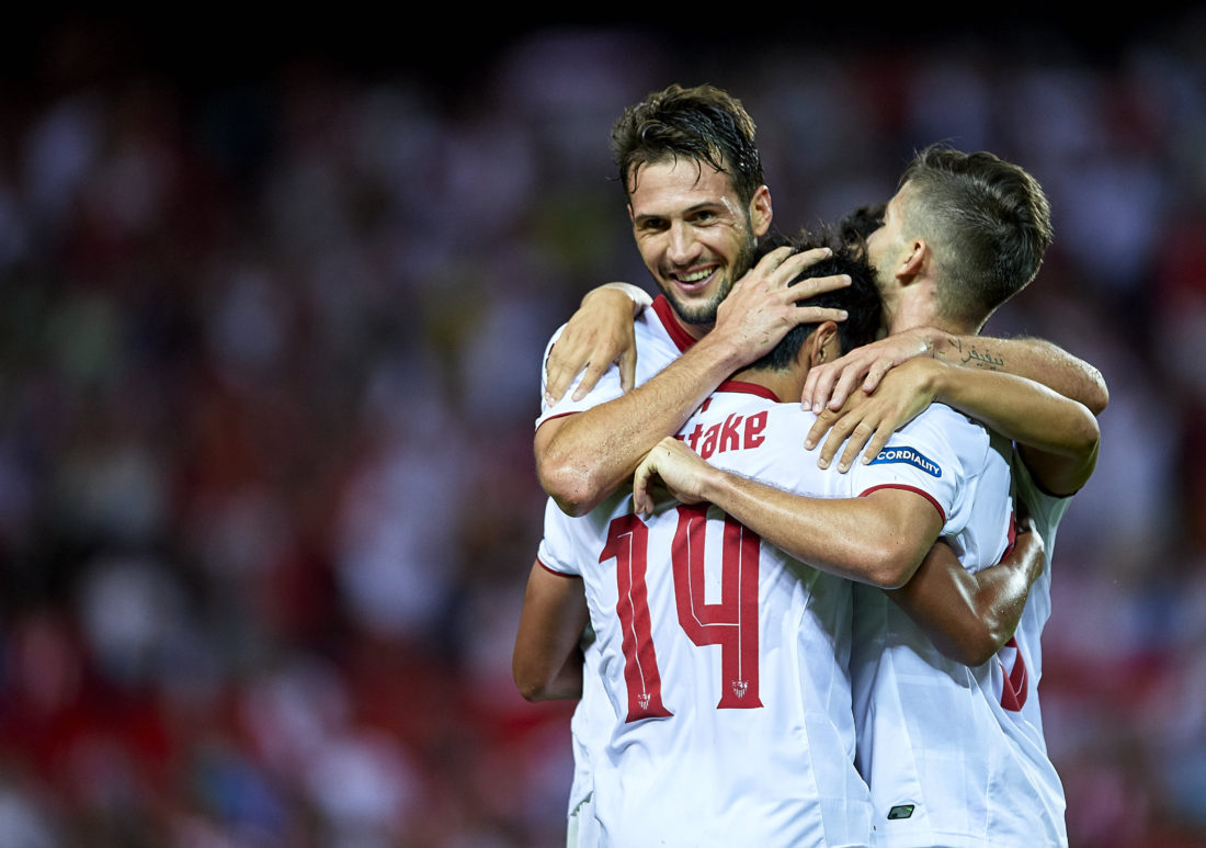 Vazquez could play a key role in Sevilla's success this season. AITOR ALCALDE / Getty Images