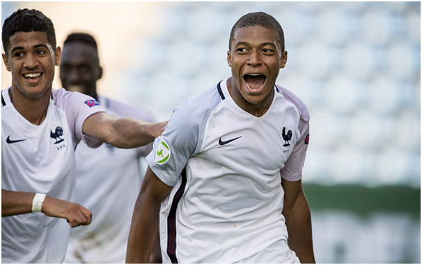 Mbappé was excellent at this summer's European Championships, scoring five and assisting one as France took glory. | (Photo by Alexander Scheuber/Bongarts/Getty Images)