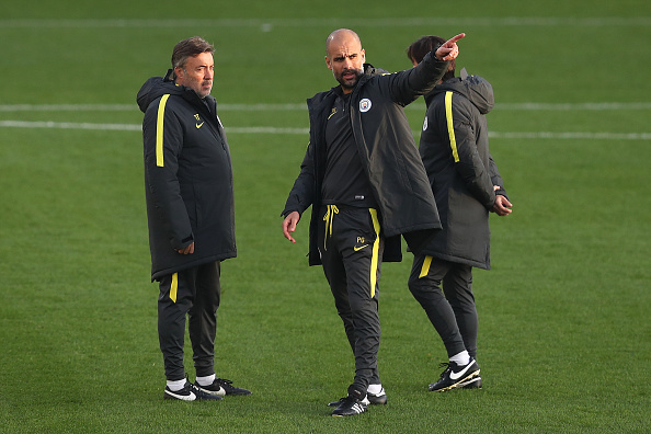 Is Pep Guardiola Too Much Of A Perfectionist? • Outside of
