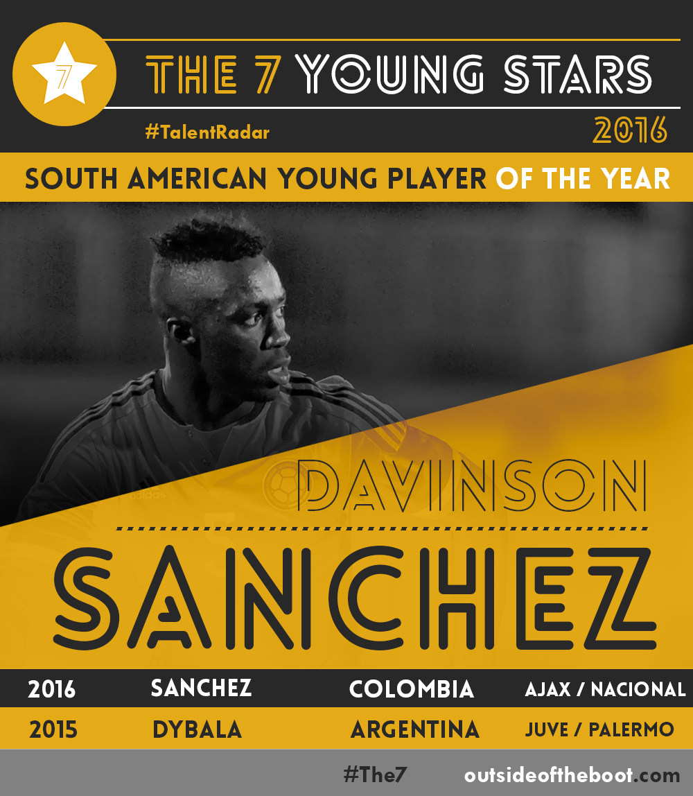 davinson-sanchez-2016-south-american-young-player-of-the-year