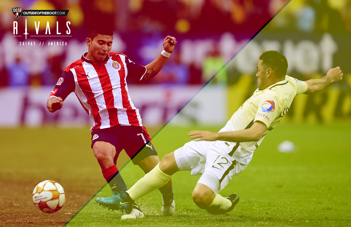 Club America Vs Chivas History