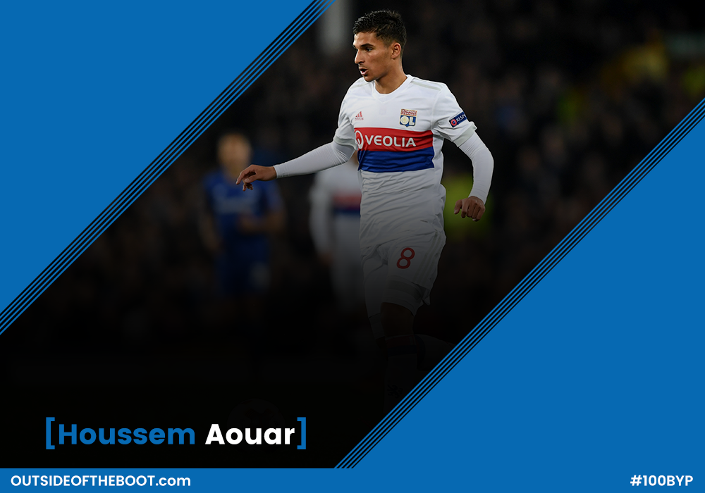 100 best young players to watch in 2018 part 5 for Houssem aouar