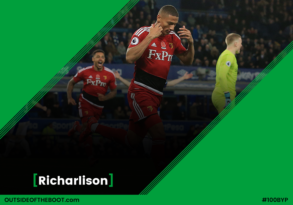 Richarlison 2018