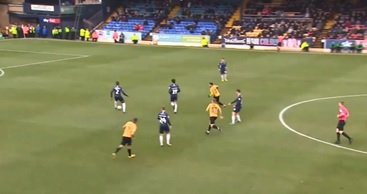 Southend in possession